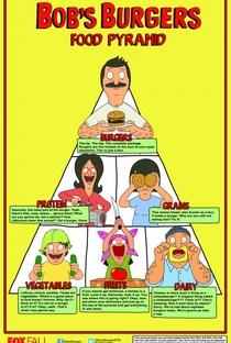 Bob's Burgers (10ª Temporada) - Poster / Capa / Cartaz - Oficial 1
