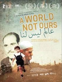 Um Mundo Que Não É Nosso - Poster / Capa / Cartaz - Oficial 1