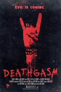 Deathgasm - Poster / Capa / Cartaz - Oficial 1