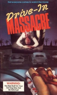 Drive-In Massacre - Poster / Capa / Cartaz - Oficial 2