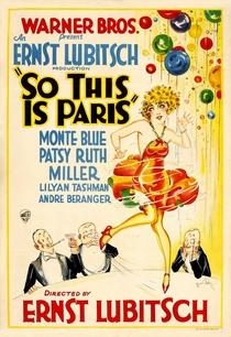 Em Paris é Assim - Poster / Capa / Cartaz - Oficial 1