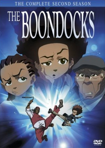 The Boondocks (2ª Temporada) - Poster / Capa / Cartaz - Oficial 1