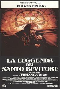 A Lenda do Santo Beberrão - Poster / Capa / Cartaz - Oficial 3