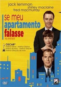 Se Meu Apartamento Falasse - Poster / Capa / Cartaz - Oficial 9