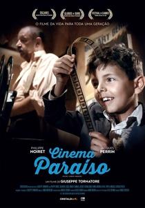 Cinema Paradiso - Poster / Capa / Cartaz - Oficial 13
