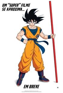 Dragon Ball Super: Broly - Poster / Capa / Cartaz - Oficial 5