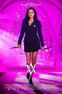 Academia de Vampiros: O Beijo das Sombras - Poster / Capa / Cartaz - Oficial 13