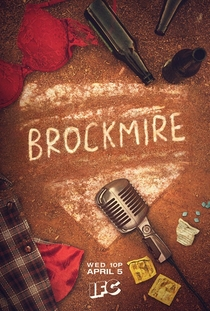 Brockmire (1ª temporada) - Poster / Capa / Cartaz - Oficial 1