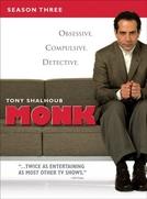 Monk: Um Detetive Diferente (3ª Temporada) (Monk)