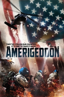 AmeriGeddon - Poster / Capa / Cartaz - Oficial 2
