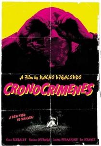 Crimes Temporais - Poster / Capa / Cartaz - Oficial 4