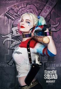Esquadrão Suicida - Poster / Capa / Cartaz - Oficial 5