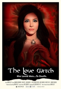 The Love Witch - Poster / Capa / Cartaz - Oficial 4