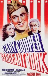 Sargento York - Poster / Capa / Cartaz - Oficial 1
