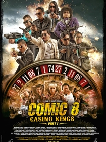 Comic 8: Casino Kings - Poster / Capa / Cartaz - Oficial 1