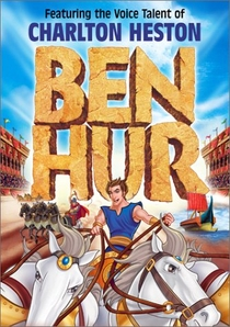 Ben Hur, animação - Poster / Capa / Cartaz - Oficial 1