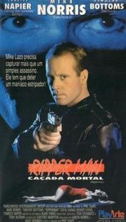 Ripper Man - Caçada Mortal - Poster / Capa / Cartaz - Oficial 1