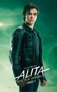 Alita: Anjo de Combate - Poster / Capa / Cartaz - Oficial 13