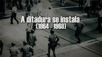 A ditadura se instala 1964-1968 - Poster / Capa / Cartaz - Oficial 1