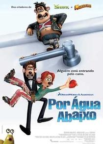 Por Água Abaixo - Poster / Capa / Cartaz - Oficial 2