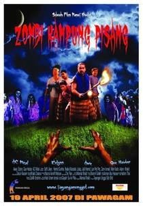 Zombies from Banana Village - Poster / Capa / Cartaz - Oficial 1