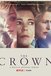 The Crown (4ª Temporada) - Poster / Capa / Cartaz - Oficial 1