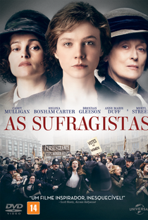 As Sufragistas - Poster / Capa / Cartaz - Oficial 10