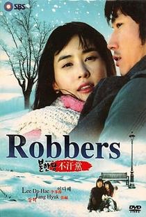 Robber - Poster / Capa / Cartaz - Oficial 6