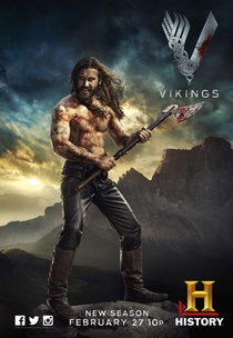 Vikings (2ª Temporada) - Poster / Capa / Cartaz - Oficial 4