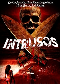 Intrusos - Poster / Capa / Cartaz - Oficial 1