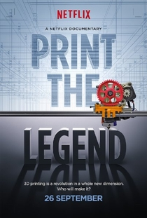 Print the Legend  - Poster / Capa / Cartaz - Oficial 1