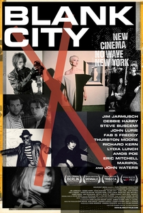 Blank City - Poster / Capa / Cartaz - Oficial 1