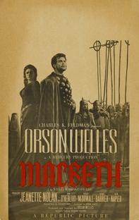 Macbeth - Reinado de Sangue - Poster / Capa / Cartaz - Oficial 3