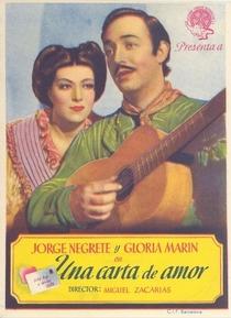 Uma Carta de Amor - Poster / Capa / Cartaz - Oficial 2