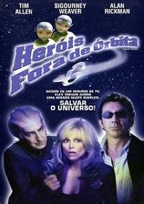 Heróis Fora de Órbita - Poster / Capa / Cartaz - Oficial 5