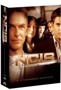 NCIS: Investigações Criminais (1ª Temporada) - Poster / Capa / Cartaz - Oficial 2