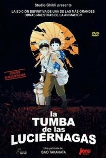 Túmulo dos Vagalumes - Poster / Capa / Cartaz - Oficial 17