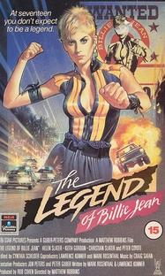 A Lenda de Billie Jean - Poster / Capa / Cartaz - Oficial 2