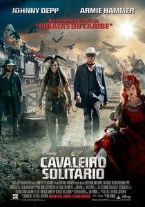 O Cavaleiro Solitário - Poster / Capa / Cartaz - Oficial 9