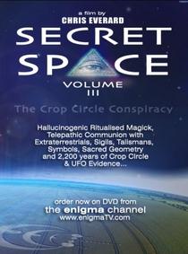 Espaço Secreto III - A Conspiração dos Agróglifos - Poster / Capa / Cartaz - Oficial 1