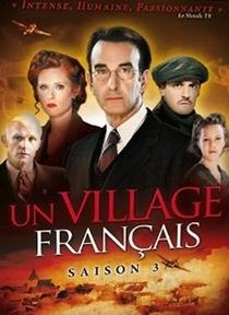 Um Vilarejo Francês (3ª temporada) - Poster / Capa / Cartaz - Oficial 1