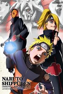 Naruto Shippuden (5ª Temporada) - Poster / Capa / Cartaz - Oficial 3
