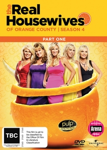The real housewives of OC - 4 temporada - Poster / Capa / Cartaz - Oficial 1