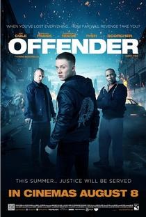 Offender - Poster / Capa / Cartaz - Oficial 1
