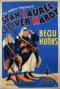 Dois Recrutas no Deserto - Poster / Capa / Cartaz - Oficial 1