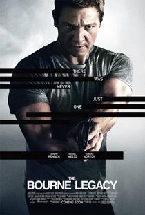 O Legado Bourne - Poster / Capa / Cartaz - Oficial 7