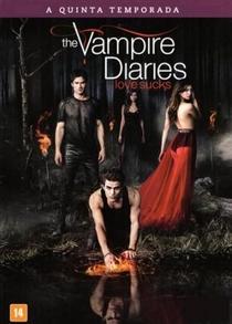 The Vampire Diaries (5ª Temporada) - Poster / Capa / Cartaz - Oficial 2