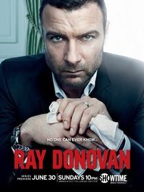 Ray Donovan (1ª Temporada) - Poster / Capa / Cartaz - Oficial 2