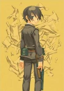 Kino no Tabi: Nanika wo Suru Tame ni - Life Goes On. - Poster / Capa / Cartaz - Oficial 1