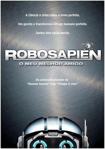 Robosapien - O Meu Melhor Amigo - Poster / Capa / Cartaz - Oficial 1